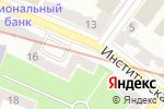 Схема проезда до компании Нотариус Кочергіна С.М. в