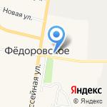 Максишина на карте Санкт-Петербурга