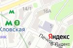 Схема проезда до компании Укрбуд-2012, ТОВ в