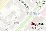 Схема проезда до компании Український фонд культури в