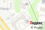 Схема проезда до компании Hyogo Fleur в