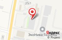 Схема проезда до компании 1kpp в Фёдоровском
