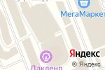 Схема проезда до компании Кокон men outlet в