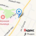 Пожарная часть №94 Всеволожского района на карте Санкт-Петербурга