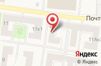 Схема проезда до компании Солнечный квартет-2 в Фёдоровском