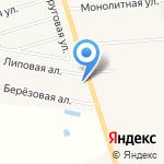 Есенин Villiage на карте Санкт-Петербурга