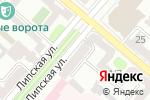 Схема проезда до компании Нотариусы Козярская Ю.В. и Губерская Н.Л. в