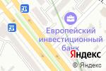 Схема проезда до компании Нотариус Дубенко Е.Н. в