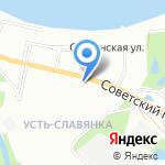 СПб Реновация на карте Санкт-Петербурга
