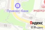 Схема проезда до компании Адвокат Антоненко Н.А. в