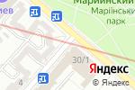 Схема проезда до компании Студия танцев Андрея Дикого в