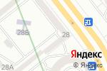 Схема проезда до компании Чорний и Бутырин в