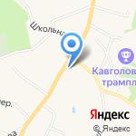 ЛенОблСтройТорг на карте Санкт-Петербурга