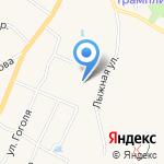 Храм-колокольня Святого благоверного Великого князя Игоря на карте Санкт-Петербурга