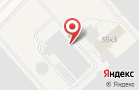 Схема проезда до компании Ижица в Мяглово
