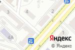 Схема проезда до компании На Кутузова в