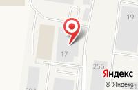 Схема проезда до компании Фабрика ворот в Фёдоровском