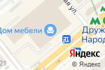 Схема проезда до компании БМ БУД, ТОВ в