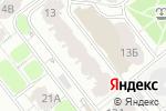 Схема проезда до компании KRKA в