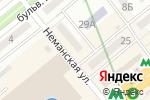Схема проезда до компании Банкомат, Ощадбанк в