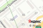 Схема проезда до компании Оконный Стандарт в