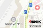 Схема проезда до компании СЕБ-Фармация в