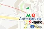 Схема проезда до компании Zlato Vlaska в