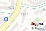 Схема проезда до компании Ядран в