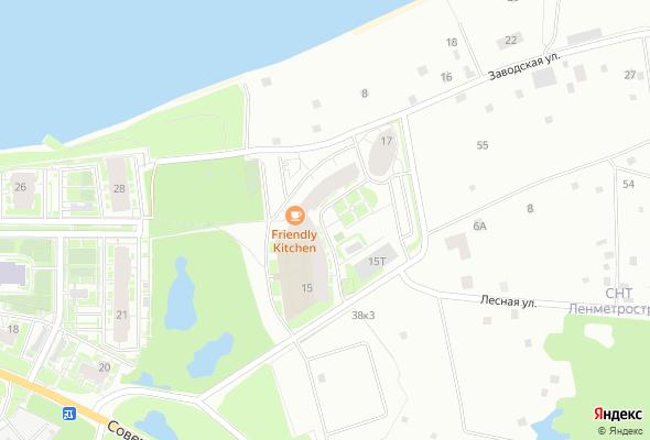 жилой комплекс Петр Великий и Екатерина Великая