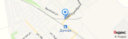 Продуктовый магазин на карте Холодной Балки
