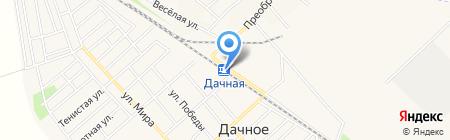 Богажко на карте Холодной Балки