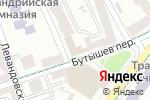 Схема проезда до компании Ощадбанк в