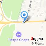 Shinosfera на карте Санкт-Петербурга