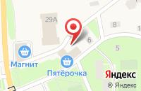 Схема проезда до компании Полушка в Форносово