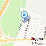 Оптовая компания на карте Санкт-Петербурга