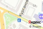 Схема проезда до компании Адвокат Речицкий Н.Л. в