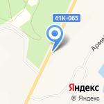 Константа Парк на карте Санкт-Петербурга