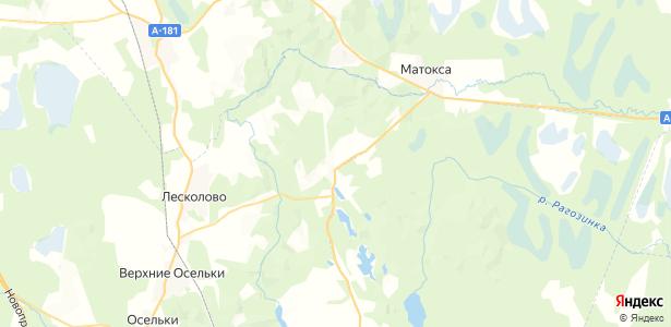 Лехтуси на карте