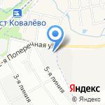 Дары Артемиды на карте Санкт-Петербурга