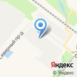 ТД Кайрос на карте Санкт-Петербурга
