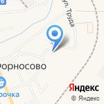 Форносовская основная общеобразовательная школа с дошкольным отделением на карте Санкт-Петербурга
