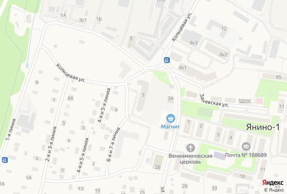 жилой комплекс Янинский каскад-3