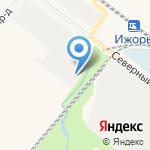 Мастерфиш на карте Санкт-Петербурга