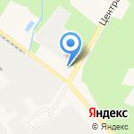 СиБ-центр на карте Санкт-Петербурга