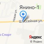 Мебель по звонку на карте Санкт-Петербурга