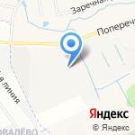 МИТЭК на карте Санкт-Петербурга