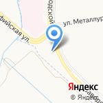 Clean на карте Санкт-Петербурга