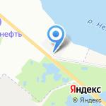 Агама Истра на карте Санкт-Петербурга