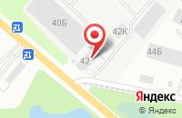 Схема проезда до компании СКЛАДСКОЙ КОМПЛЕКС ФИОРД в Советском