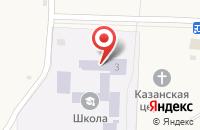 Схема проезда до компании Почтовое отделение №187033 в Войскорово